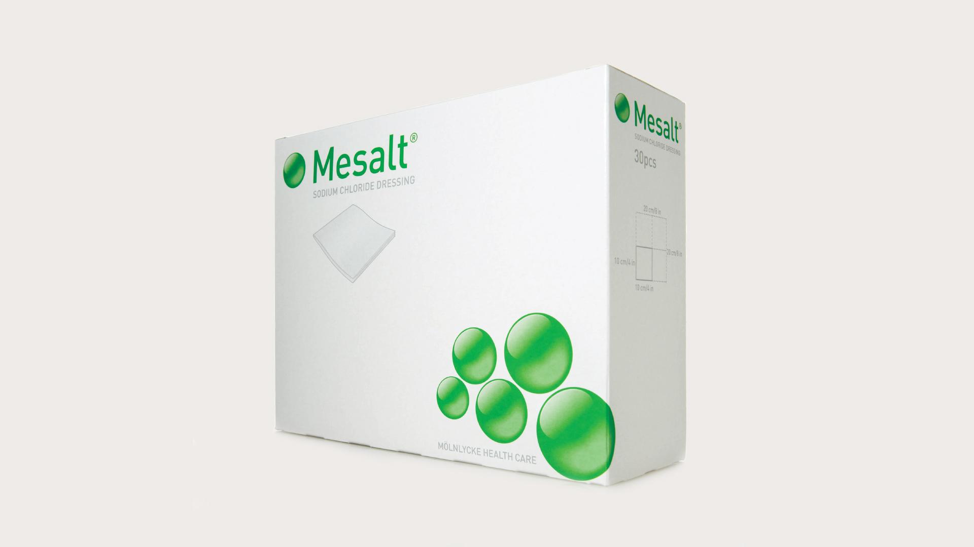 Mesalt-pakkaus